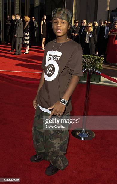 Bow Wow during 31st Annual American Music Awards Arrivals at Shrine Auditorium in Los Angeles California United States