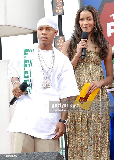 Bow Wow during 6th Annual BET Awards 106 Park at Shrine Auditorium in Los Angeles CA United States