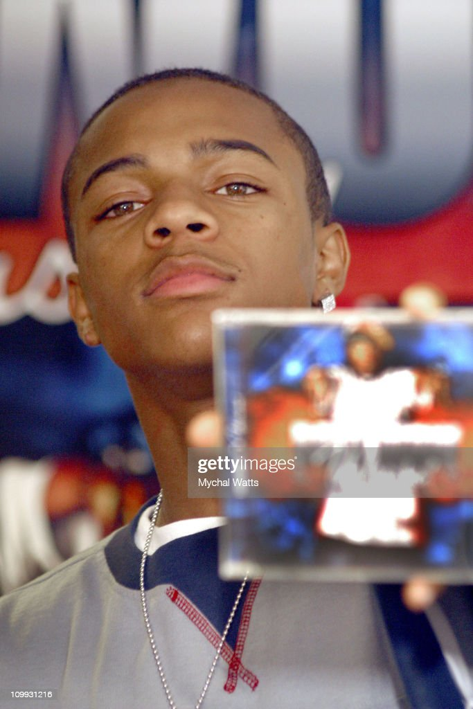 """Bow Wow In Store CD Signing For his latest CD """"Unleashed"""" - August 20, 2003"""