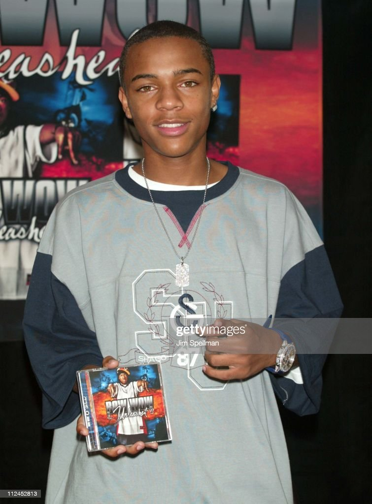 "Bow Wow In-Store Celebrating His New Album ""Unleashed"""
