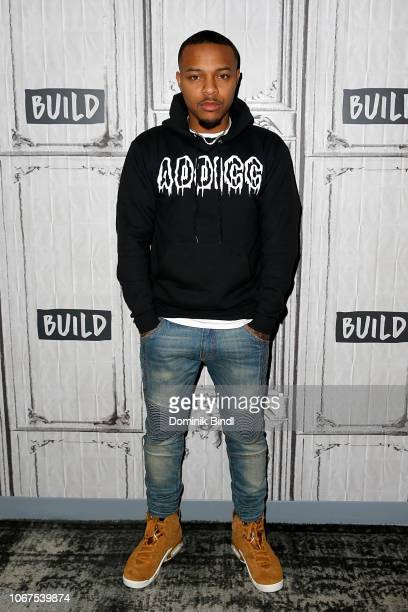 Bow Wow visits Build Series to discuss 'Growing Up Hip Hop: Atlanta' at Build Studio on November 14, 2018 in New York City.