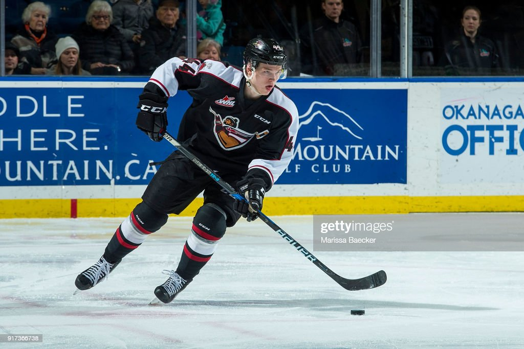 Vancouver Giants v Kelowna Rockets : News Photo