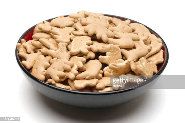 Bowl of Animal Crackers