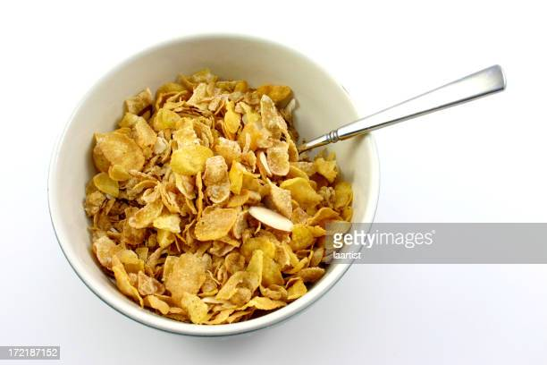 bowl of cereal.