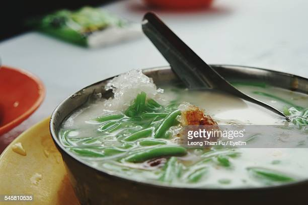 Bowl Of Chendol Served In Bowl