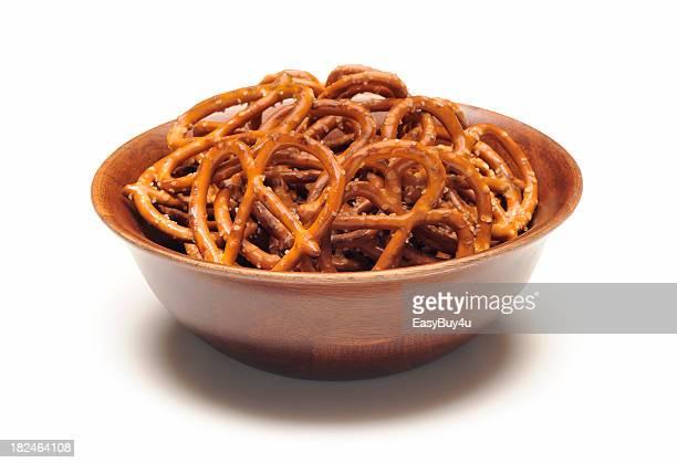 Tazón de pretzels