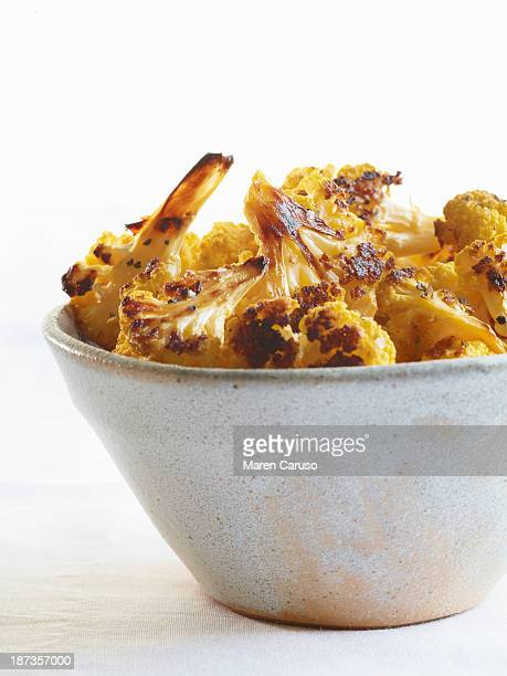 Bowl of Roasted Cauliflower
