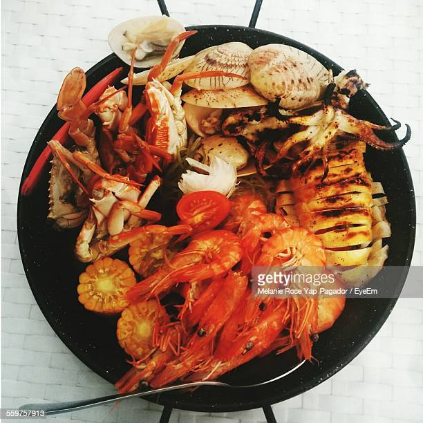 Bowl Of Seafood