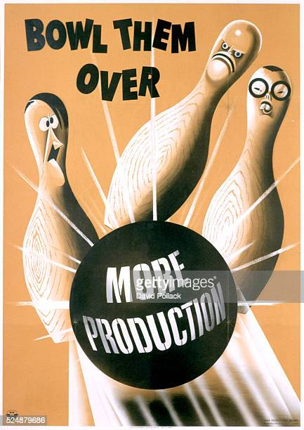 Bowl Them Over More Production Poster