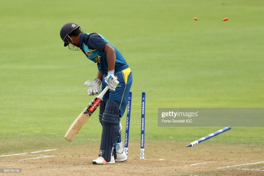 ICC U19 Cricket World Cup - Sri Lanka v Pakistan