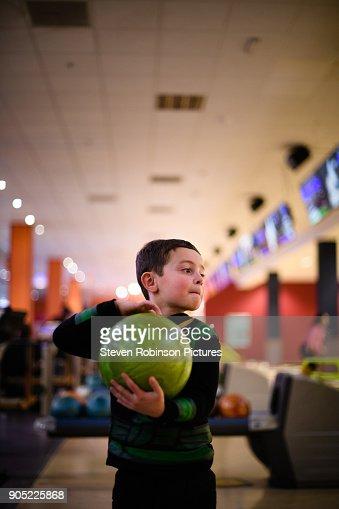 Bowling Alley Boy