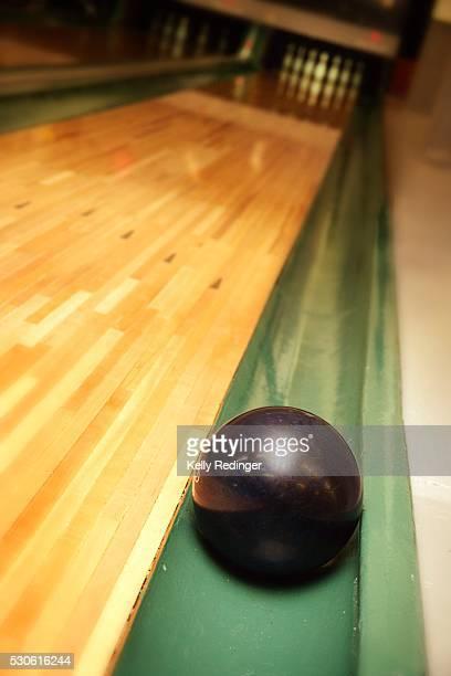 Bowling Ball in Gutter