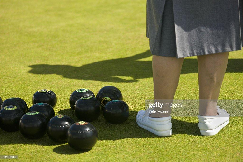 Bowling Green : Stock Photo