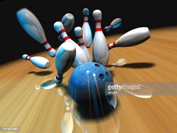 ボーリング、kegling - ボーリング場 ストックフォトと画像
