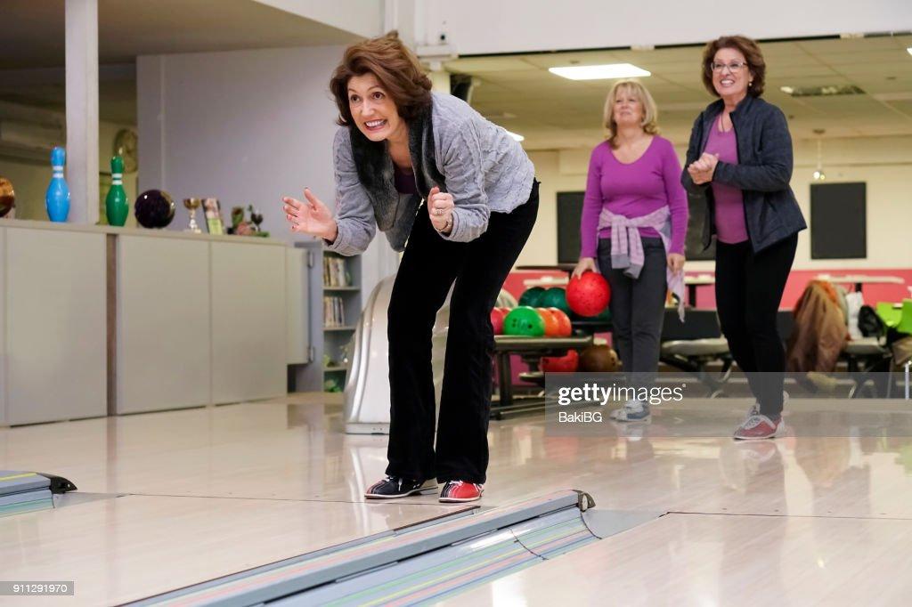 bowling - : Stock-Foto