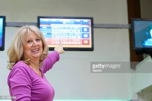bowling - point scoring stock pictures, royalty-free photos & images