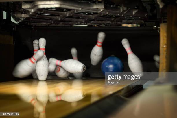 Bowling Pin Action