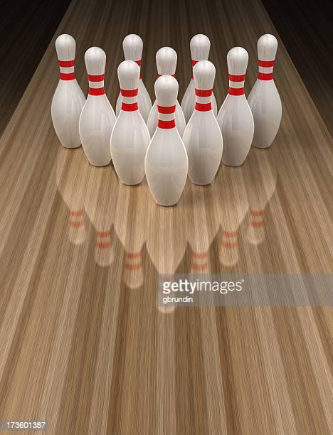Perfekte bowling