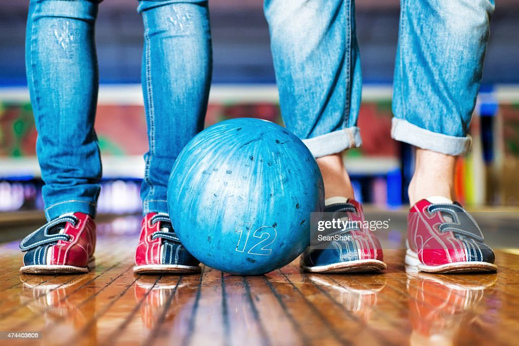 Bowling Shoes : Stock Photo