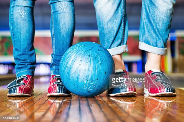 bowling shoes - bowling stock pictures, royalty-free photos & images