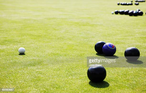 bowling woods on green