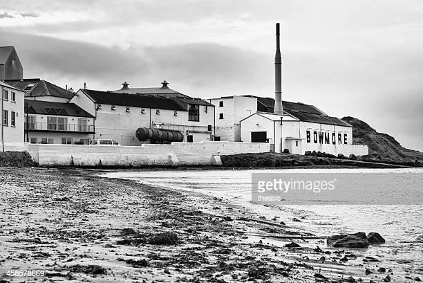 bowmore distillery - theasis bildbanksfoton och bilder