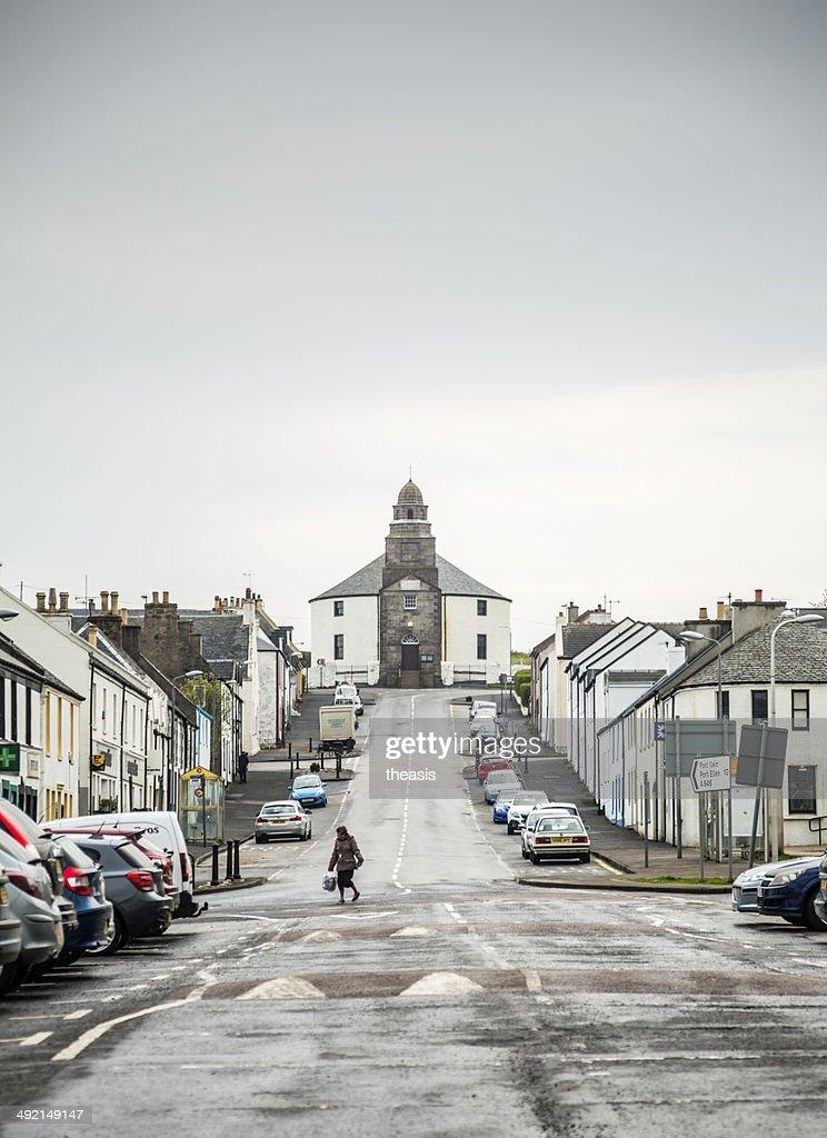 Bowmore, Islay : Stock Photo