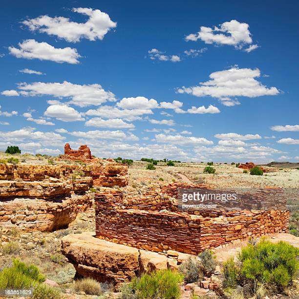 Box Canyon ruines-Wupatki National Monument