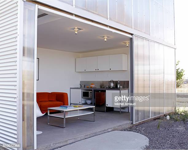 Box House Modern Affordable Housing