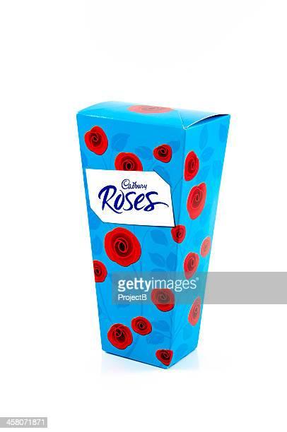 Box of Cadbury Chocolate Roses