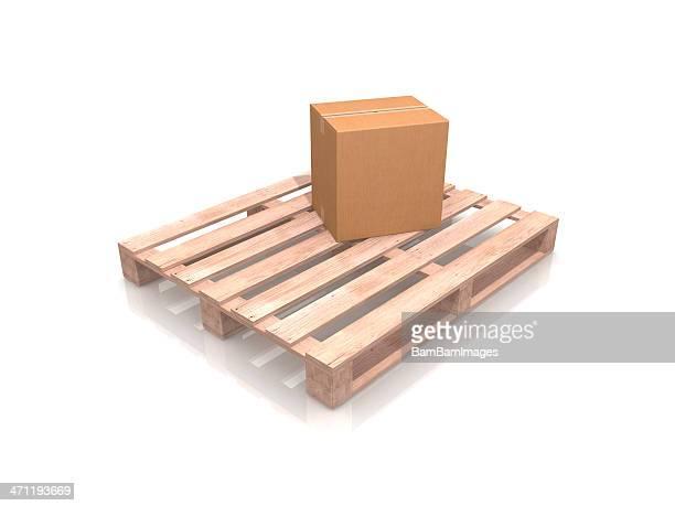 Box on Pallet