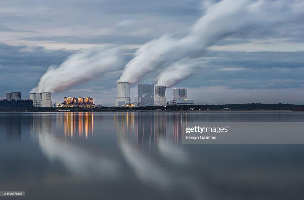 Power Station Boxberg : News Photo