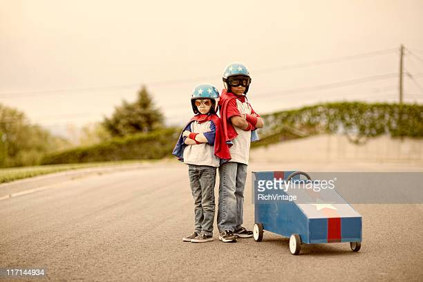 Boxcar-Rennteilnehmer