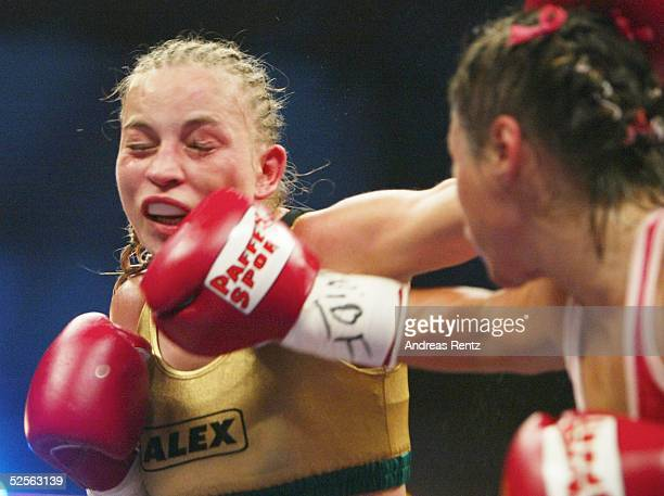 女子国際ボクシング連盟 画像と...