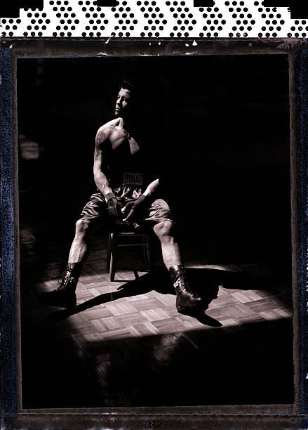 Arturo Gatti Portraits