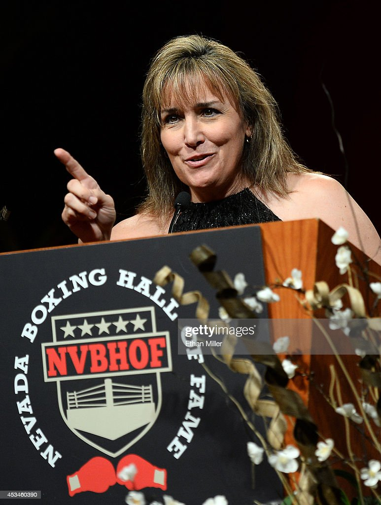 Nevada Boxing Hall Of Fame Induction Ceremony : News Photo