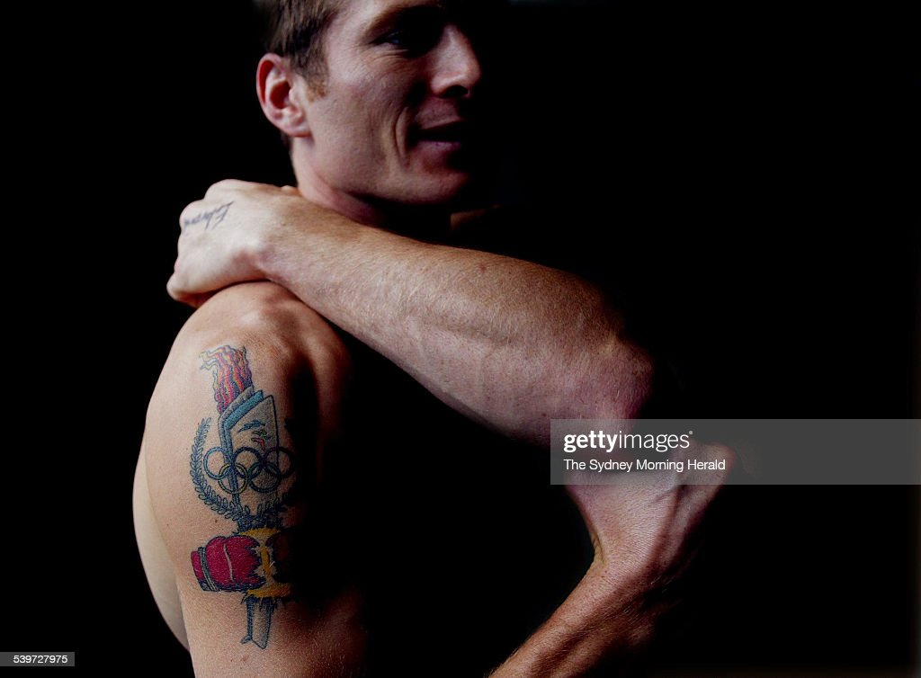 Boxer Danny Green At Marrickville Gym 29 May 2003 Smh Picture By News Photo Getty Images