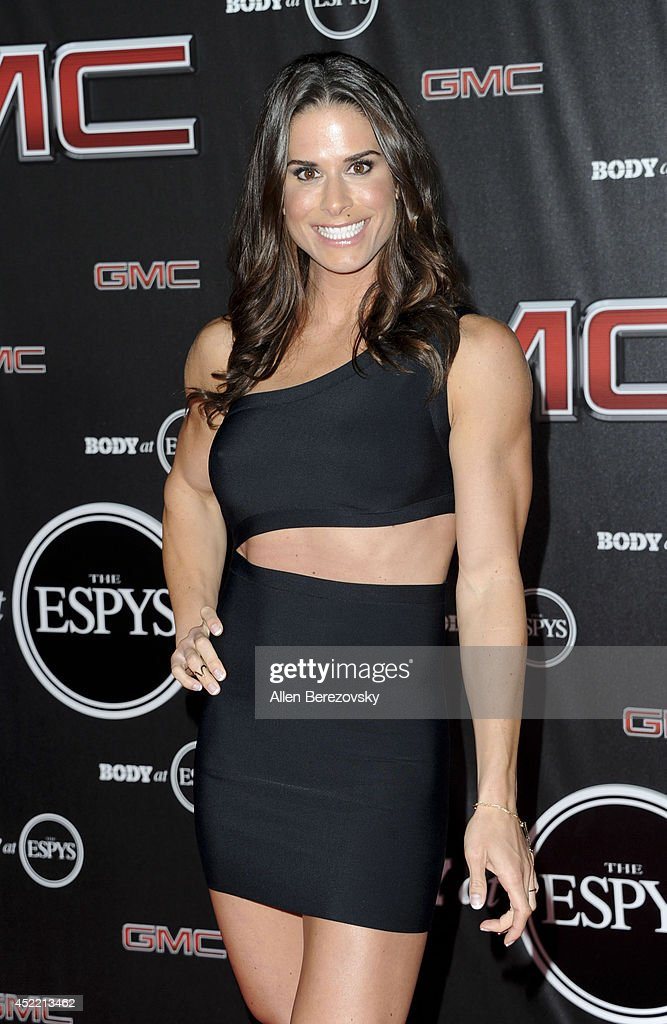 Boxer Danyelle Wolf attends ESPN Presents BODY At ESPYS Pre-Party at Lure on July 15, 2014 in Hollywood, California.