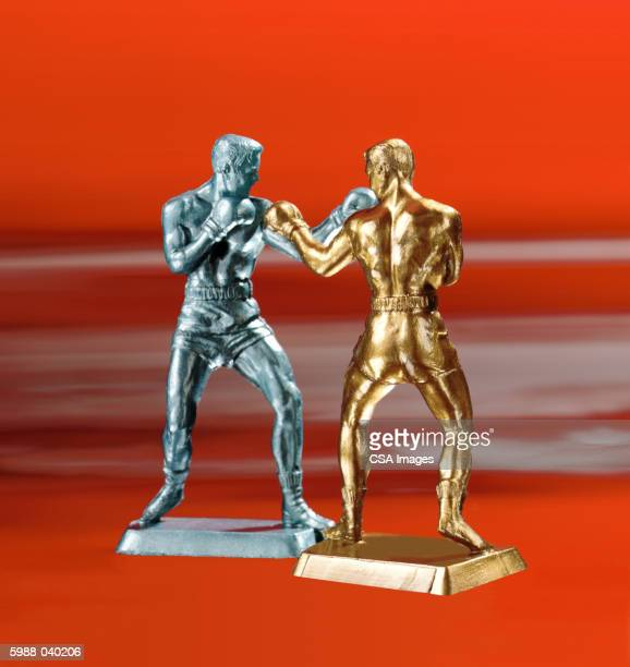 Boxer Figurines