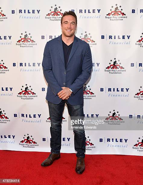 Boxer Mike Lee arrives at the 6th Annual Big Fighters Big Cause Charity Boxing Night at the Dolby Theatre on May 13 2015 in Hollywood California