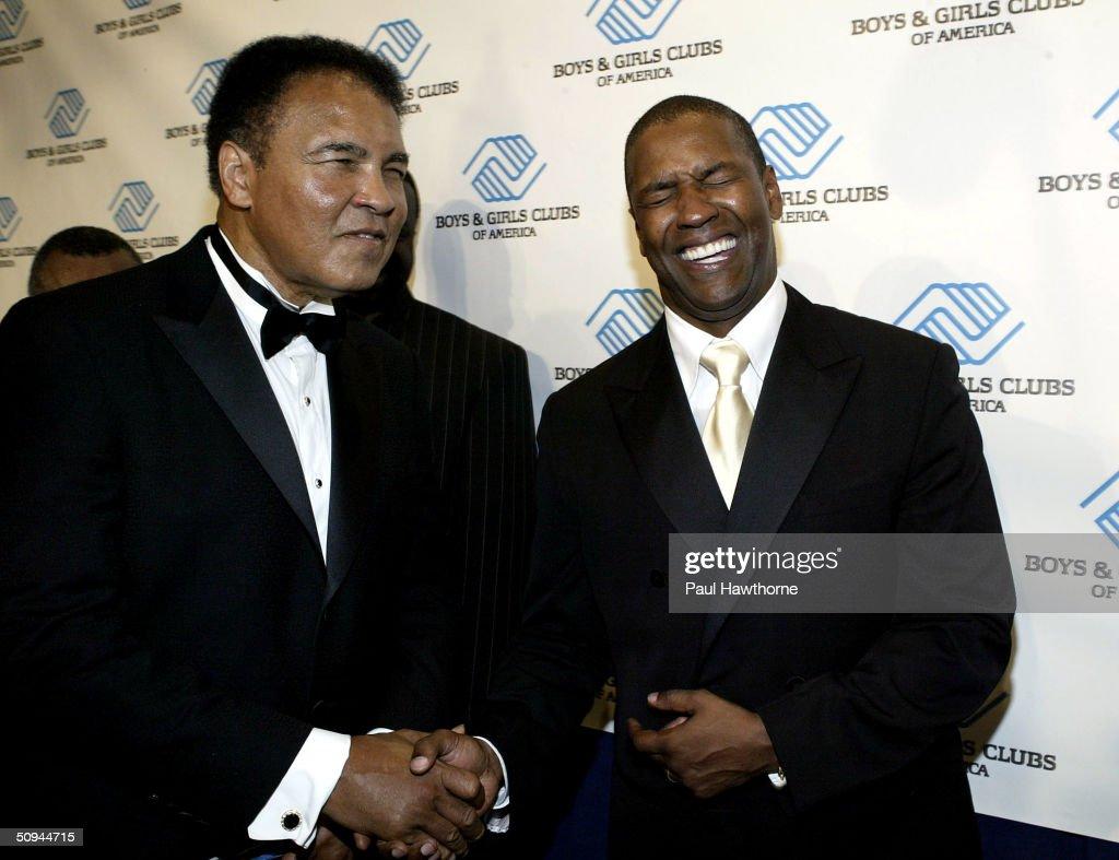 Boys & Girls Clubs of America Presidents Dinner Honoring Denzel Washington
