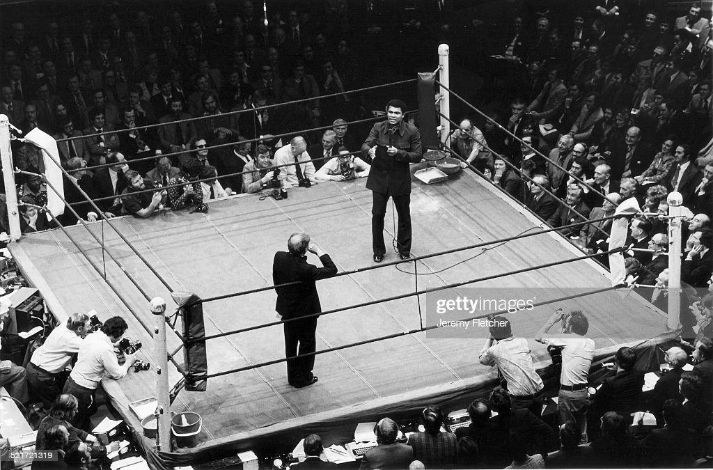 Mohammad Ali : News Photo