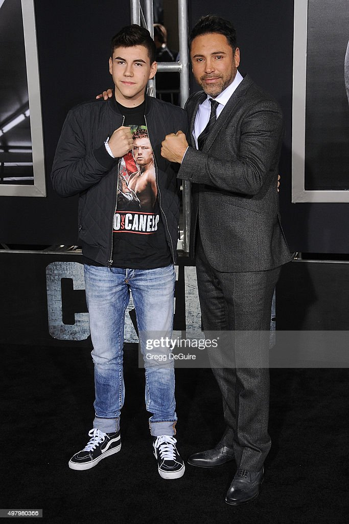"Premiere Of Warner Bros. Pictures' ""Creed"" - Arrivals"