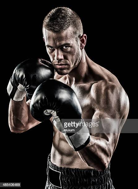 boxer - combat sport stock pictures, royalty-free photos & images