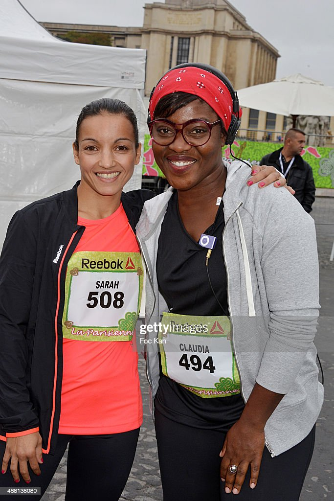 'La Parisienne 2015' - Women Racing Hosted by Reebok At Esplanade Du Trocadero In Paris