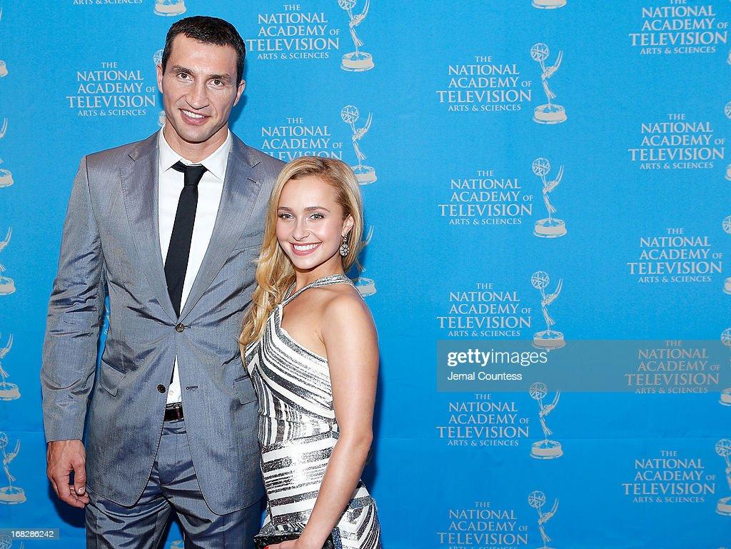34th Annual Sports Emmy Awards - Reception : Nachrichtenfoto