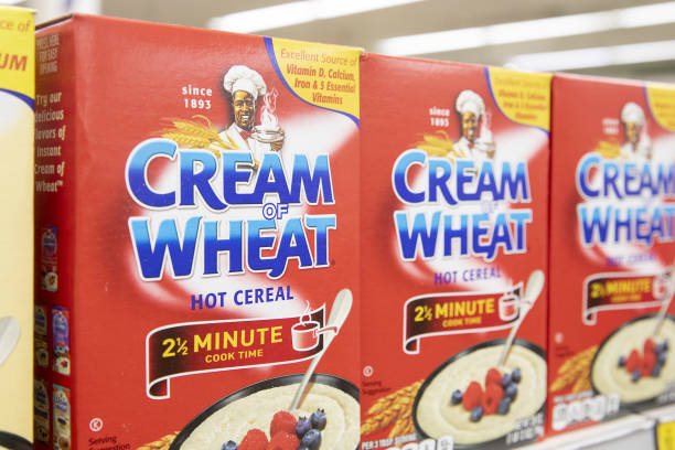 IL: B&G Foods Will Remove Image Of Black Chef From Cream Of Wheat Packaging