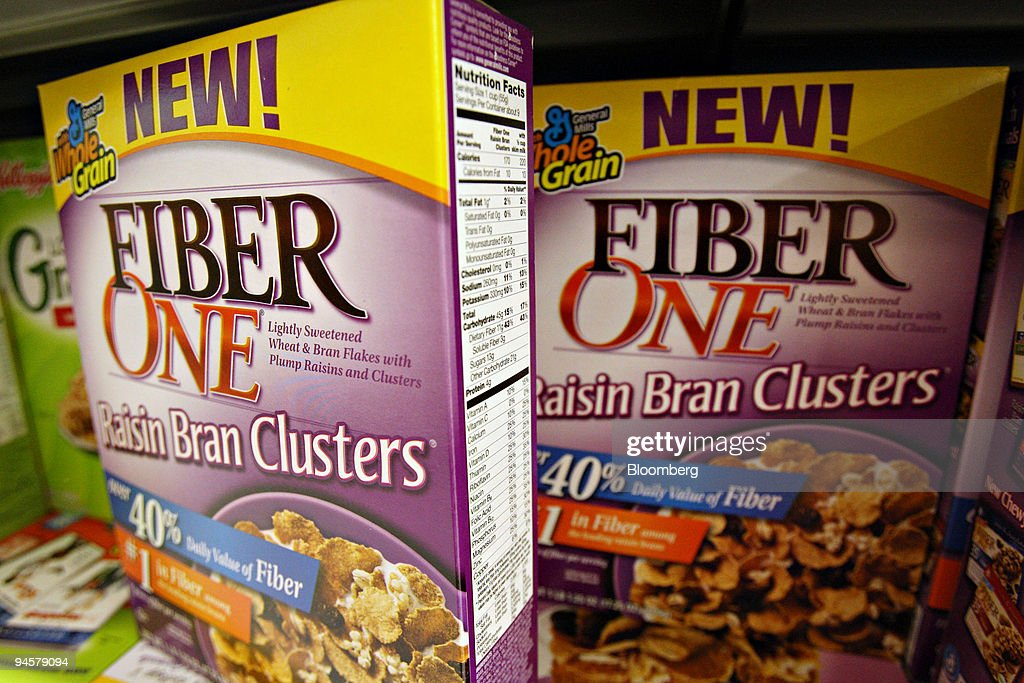 Fiber One News >> Boxes Of General Mills Brand Cereal Fiber One Raisin Bran