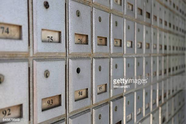 PO boxes on Cayman Islands