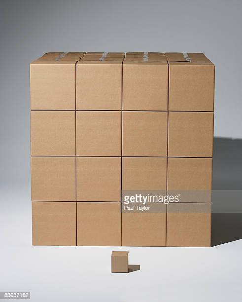 boxes - cardboard box stock pictures, royalty-free photos & images